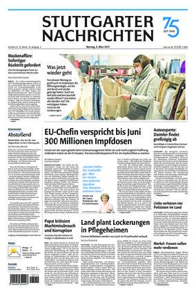 Stuttgarter Nachrichten (08.03.2021)
