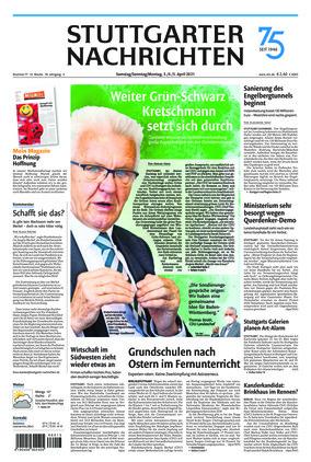 Stuttgarter Nachrichten (03.04.2021)