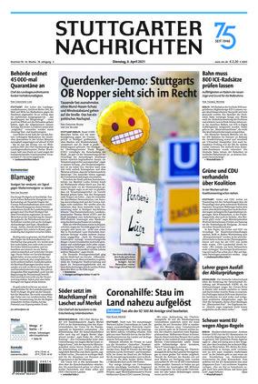 Stuttgarter Nachrichten (06.04.2021)