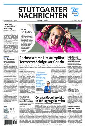 Stuttgarter Nachrichten (07.04.2021)
