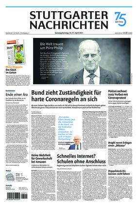 Stuttgarter Nachrichten (10.04.2021)
