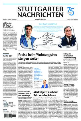 Stuttgarter Nachrichten (12.04.2021)