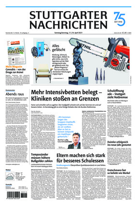 Stuttgarter Nachrichten (17.04.2021)