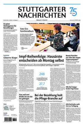 Stuttgarter Nachrichten (12.05.2021)