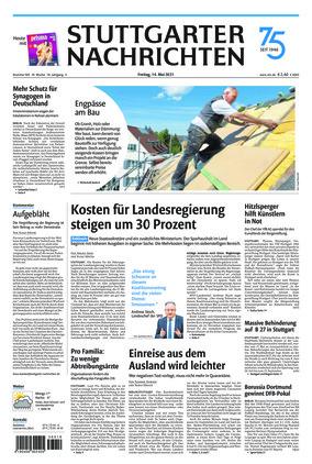 Stuttgarter Nachrichten (14.05.2021)