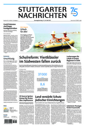 Stuttgarter Nachrichten (15.05.2021)