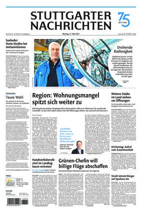Stuttgarter Nachrichten (17.05.2021)