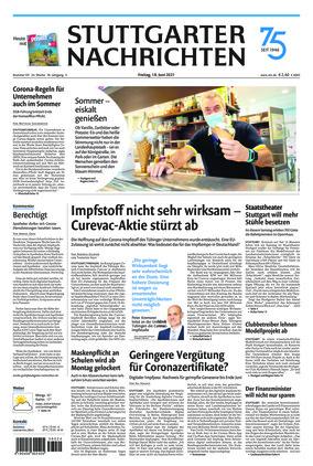 Stuttgarter Nachrichten (18.06.2021)