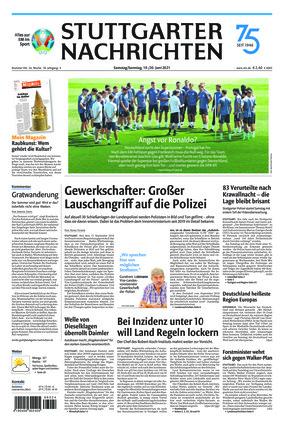 Stuttgarter Nachrichten (19.06.2021)