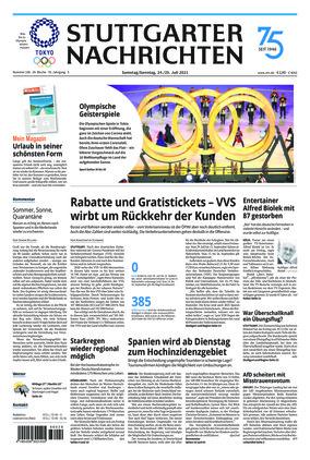 Stuttgarter Nachrichten (24.07.2021)