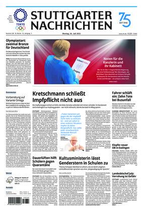 Stuttgarter Nachrichten (26.07.2021)
