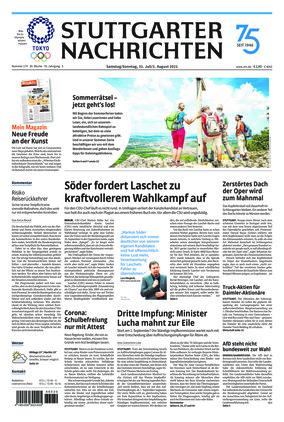 Stuttgarter Nachrichten (31.07.2021)