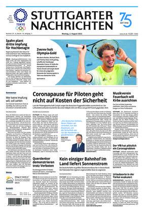 Stuttgarter Nachrichten (02.08.2021)