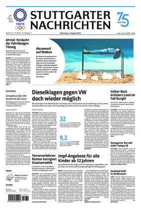 Stuttgarter Nachrichten (03.08.2021)