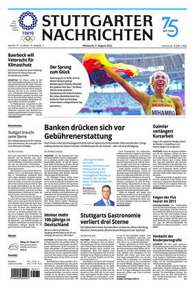 Stuttgarter Nachrichten (04.08.2021)