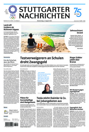 Stuttgarter Nachrichten (05.08.2021)