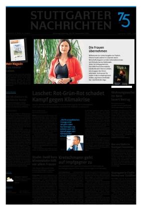 Stuttgarter Nachrichten (18.09.2021)