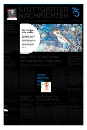 Stuttgarter Nachrichten (24.09.2021)