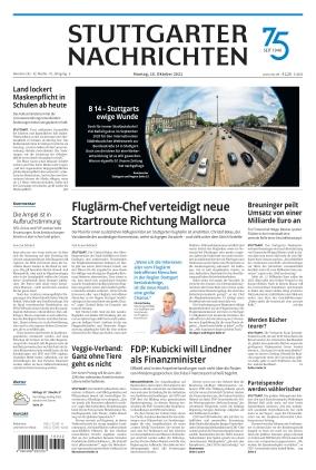 Stuttgarter Nachrichten (18.10.2021)