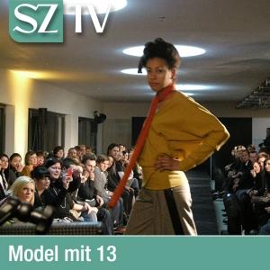 Model mit 13