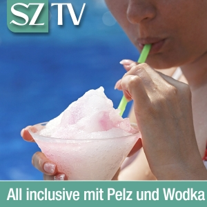 All inclusive mit Pelz und Wodka