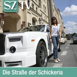 Die Straße der Schickeria