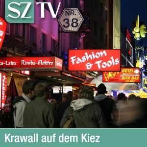 Krawall auf dem Kiez