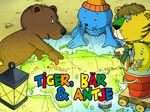 Tiger, Bär & Antje - Das Paket aus Kanada
