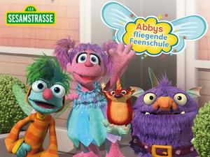 Abby's fliegende Feenschule - Das Rapunzel-Gel