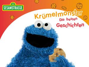 Sesamstrasse - Krümelmonster