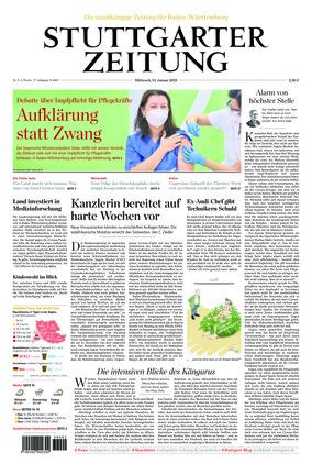 Stuttgarter Zeitung (13.01.2021)