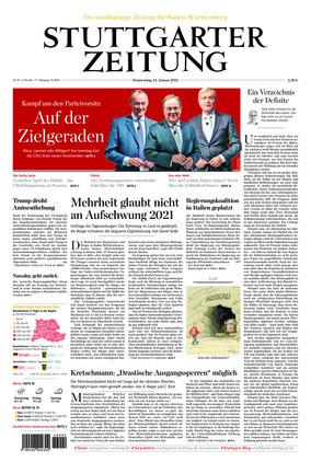 Stuttgarter Zeitung (14.01.2021)