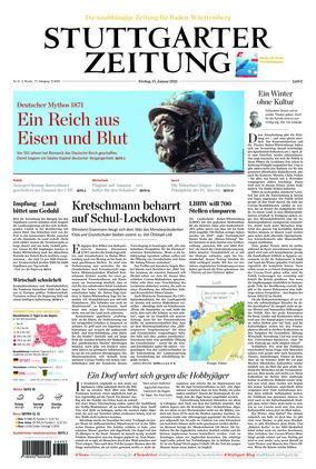 Stuttgarter Zeitung (15.01.2021)
