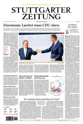 Stuttgarter Zeitung (18.01.2021)