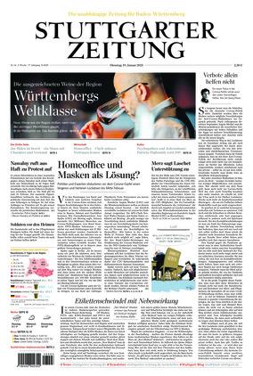 Stuttgarter Zeitung (19.01.2021)