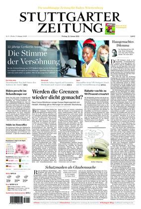 Stuttgarter Zeitung (22.01.2021)