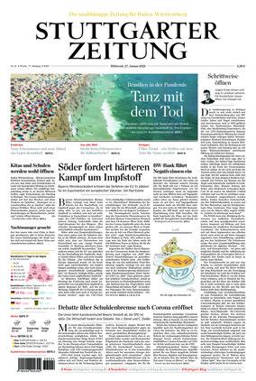 Stuttgarter Zeitung (27.01.2021)