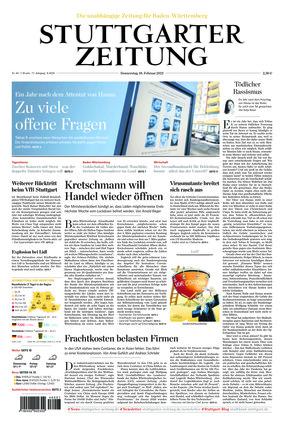 Stuttgarter Zeitung (18.02.2021)