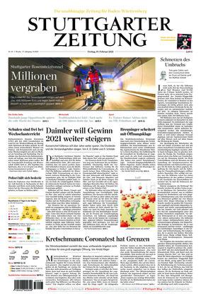 Stuttgarter Zeitung (19.02.2021)