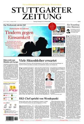 Stuttgarter Zeitung (20.02.2021)