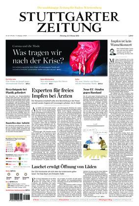 Stuttgarter Zeitung (23.02.2021)