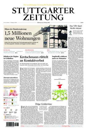 Stuttgarter Zeitung (24.02.2021)