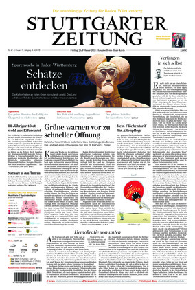 Stuttgarter Zeitung (26.02.2021)