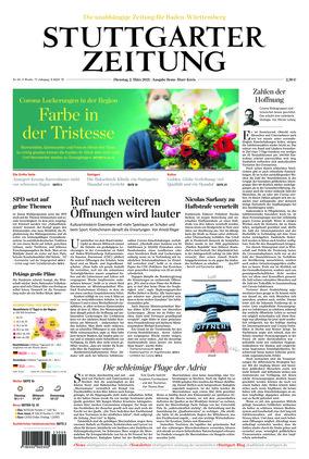 Stuttgarter Zeitung (02.03.2021)