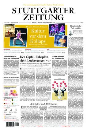 Stuttgarter Zeitung (03.03.2021)