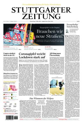 Stuttgarter Zeitung (04.03.2021)