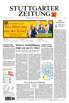 Stuttgarter Zeitung (05.03.2021)