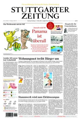 Stuttgarter Zeitung (06.03.2021)