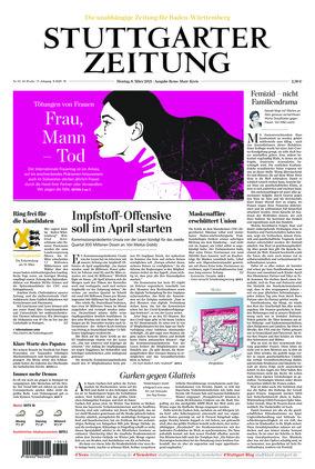 Stuttgarter Zeitung (08.03.2021)