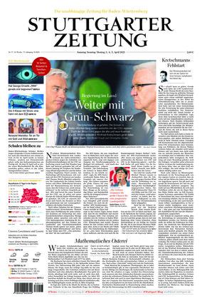 Stuttgarter Zeitung (03.04.2021)